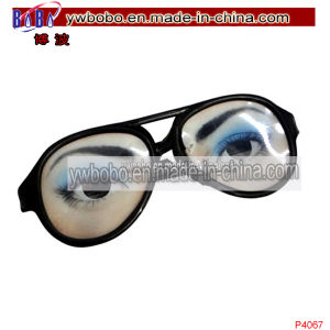Promotional Sunglasses Glasses Party Sunglasses Christmas Gift (P4067) pictures & photos