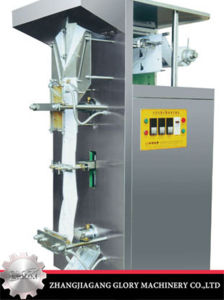 Small Sachet Bag Water Filling Sealing Machine pictures & photos