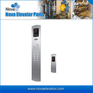 Stainless Steel Elevator Lift Cop Lop with DOT Matrix Display pictures & photos