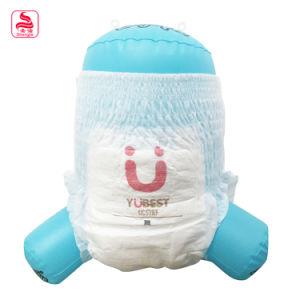Wholesale Printed Lock Moisture Breathable Star Baby Diaper pictures & photos