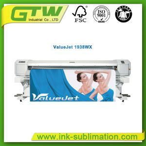 Mutoh Valuejet 1938wx Sublimation Printer with Dual-Head for Sublimate pictures & photos