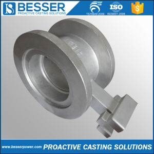 Best Performance Chinese Supplier 304/316/316L/CF8 Angle Valve Lost Wax Casting pictures & photos