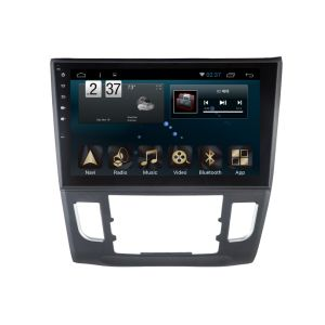 Android 6.0 System GPS Navigation Car DVD Player for 2016 Honda Crider 10.1inch Capacitance Screen with MP3/MP4/TV/WiFi/Bluetooth/USB