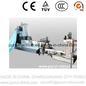 Whole Roll Film Plastic Recycling Agglomerator for Recycling Waste Edge pictures & photos