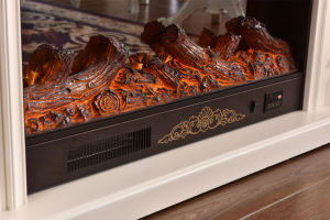 Modern Furniture TV Stand Heater Electric Fireplace with Ce (342S) pictures & photos