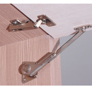 (A587) Adjustable Soft-Closing Cabinet Support pictures & photos