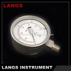 009 Auto Parts W Type Pressure Gauge pictures & photos