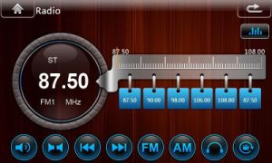 in Dash 2016 KIA Kx5 Car GPS with Bt Radio Mirror Link 4G pictures & photos