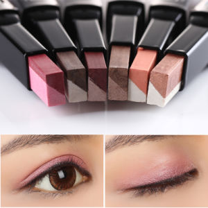 Two Color Tones Eye Shadow Stick Style, Eye Shadow Pen Style Private Logo pictures & photos