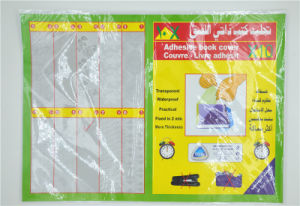 Cover Film for Books etc - Clear Sticky Back Plastic pictures & photos