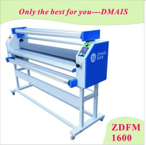 Zdfm-1600 Full Automatic Cold Laminator Roll Lamination Machine pictures & photos
