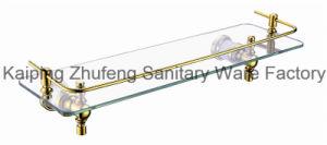 New Design Zf-563 Towel Shelf Jade Bathroom Accessory pictures & photos