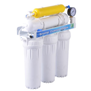 6 Stage RO Water Filter System Without Pump pictures & photos