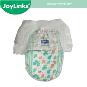 Disposable Diaper Pants Like Underwear Easy up and Down (M, L, XL) pictures & photos