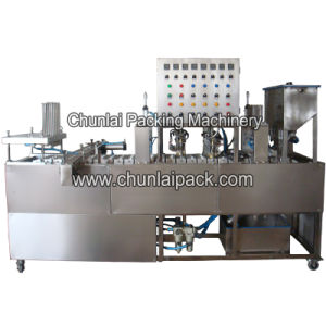 Cup Washing Filling and Sealing Machine pictures & photos