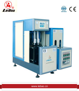 Semi-Automatic Stretch Blow Moulding Machine (L-BS510) pictures & photos