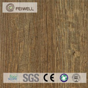 2-6mm Best Prices Commerce Waterproof Vinyl Plank Flooring Lowes pictures & photos
