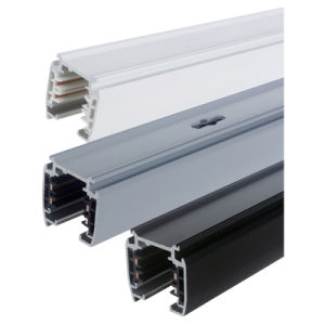Aluminum Profile 4 Wires Track Rail for LED Lighting (XR-L410) pictures & photos
