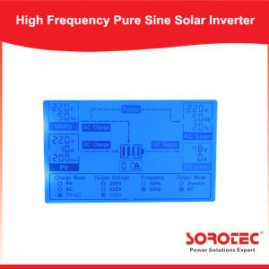 Pure Sine Wave Inverter MPPT Solar Charge Controller 1000-5000va Solar Inverter pictures & photos