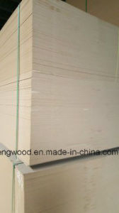 Plain MDF Board for Furniture with High Quality pictures & photos