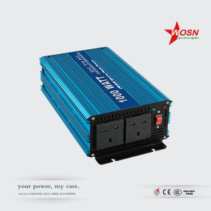 off Grid Solar Inverter 1000W Pure Sine Wave Inverter pictures & photos