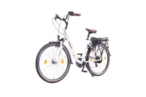 "28"" City Lady Electric Bike/Bicycle/Scooter Ebike Tr3-700-L En15194 pictures & photos"