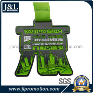 Special Shape High Quality Customer Medal Black Nickel Color pictures & photos