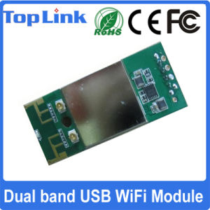 Rt5572 Dual Band 300Mbps 2t2r Satellite Receiver WiFi USB Module with External Antenna pictures & photos