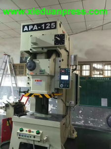 Taiwan 125ton Auto Parts Stamping Press Machine pictures & photos