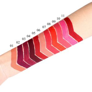 Makeup Lipstick Waterproof Long Lasting Nude Lip Gloss pictures & photos