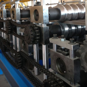 Fully Automatic Galvanized Steel Double Layer Cold Roll Forming Machinery pictures & photos