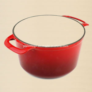 Enamel Cast Iron Saucepan 26cm 5.5L Supplier From China pictures & photos