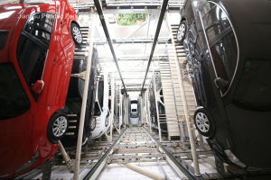 Tower Type Puzzle Parking System pictures & photos