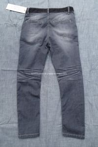7.2oz Grey Men Jeans in MID Wash (HS-29702T) pictures & photos