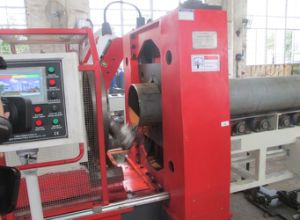 Pipe Prefabrication Beveling Machine PLC pictures & photos