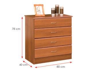 Wooden Wardrobe /Nightstands /Shoes Case /Side Cabinet (HX-DR330) pictures & photos