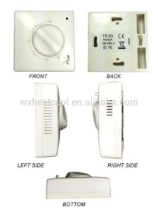 Temperature Controller Wall Thermostat by Mechanical pictures & photos