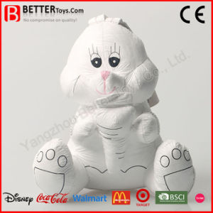 Soft Bunny Stuffed Animal Rabbit Toy for Kid Drawing pictures & photos