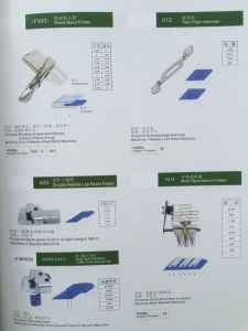High Quality of Sewing Machine Part for Folder Binder (A10) pictures & photos