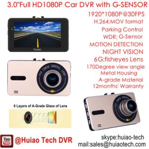 "Hot&Cheap 3.0"" Full HD1080p Car Camcorder Dash Camera Built with 5.0mega CMOS Lens, H264. Digital Video Recorder, HDMI out Mobile DVR-3013 pictures & photos"
