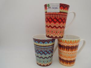 Shiny Colorful Ceramic Mug pictures & photos