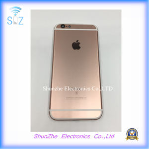 Mobile Phone Body Housing Back Cover Spare Part for iPhone 6s 4.7 pictures & photos