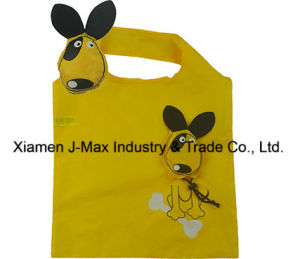 Foldable Shopping Promotional Bag, Animal Dog Style, Reusable, Lightweight, Gifts, Accessories & Decoration, Grocery Bags pictures & photos
