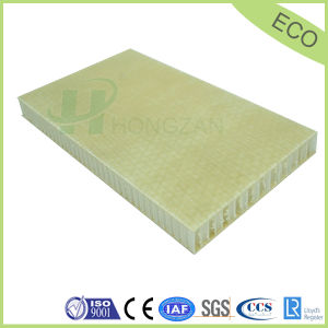 FRP Fiberglass Honeycomb Sandwich Panel with PP Core pictures & photos