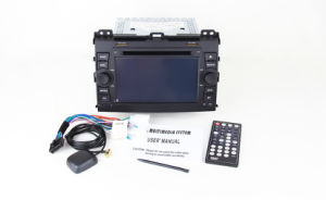 Micro Wince 6.0 Quad Core 800*480 Car DVD Multimedia for 2002-2009 Toyota Prado Support 3G TV RDS Ipos pictures & photos