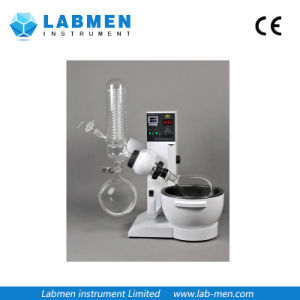 Rotary Evaporator with Vertical Ball Mill Mouth pictures & photos