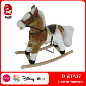 Indoor Playground Rocking Horse Kids Toy pictures & photos