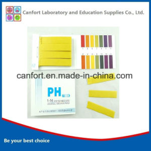 Universal pH Test Paper, pH 1-14 for Laboratory and Medical pictures & photos