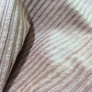 Cotton Spandex Fabric 6 Wales Corduroy Fabric pictures & photos