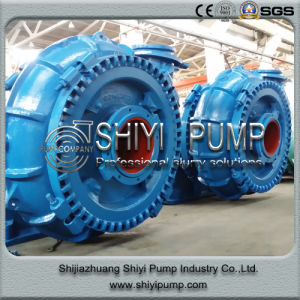 Wear Resistant Centrifugal Cyclone Feed Gravel Dredging Slurry Pump pictures & photos